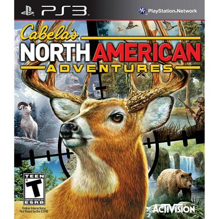 Cabelas North American Adventures 2011 - Playstation 3 Cabelas North American Adventures 2011 - Playstation 3