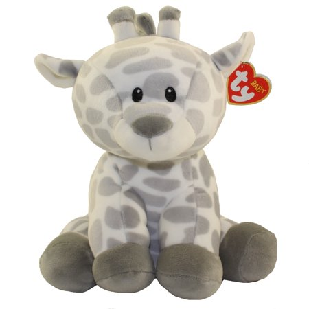 Baby TY - GRACIE the Giraffe (Gray & White Version) (Medium Size - 9in)](Melman The Giraffe)