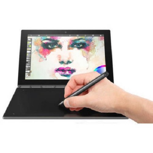 "Refurbished Lenovo YB1-X90F Grey Yoga Book with WiFi 10.1"" Touchscreen Tablet Android 6.0.1"