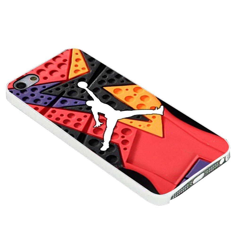 Ganma Jordan Retro 7 Raptors Case For iPhone Case (Case For iPhone 6s plus white)