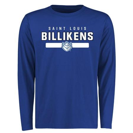 Saint Louis Billikens Team Strong Long Sleeve T-Shirt - (Mall In Saint Louis)