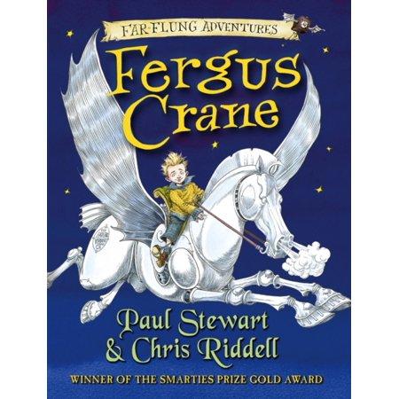 Chris Paul Dunk (Fergus Crane. Paul Stewart & Chris Riddell )