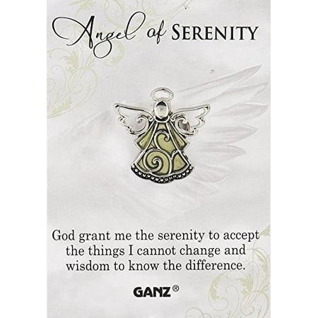 - Ganz Pin - Angel of Serenity