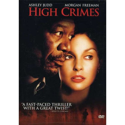 HIGH CRIMES (DVD/WS/SAC/RE-PKGD)