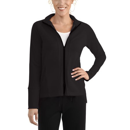 Women's Two Way Zip Track Jacket, Available in Sizes up to 2XL