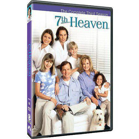 7Th Heaven  The Complete Third Season  Full Frame
