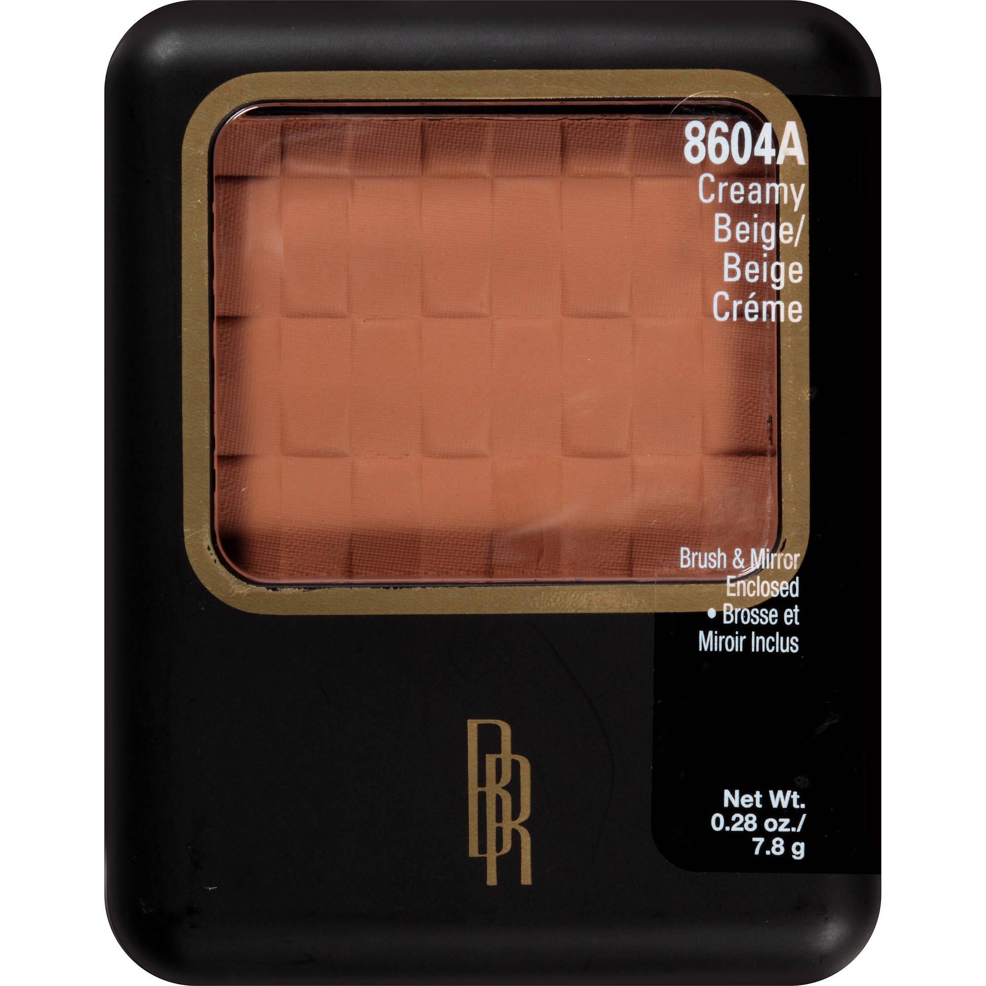 Black Radiance Pressed Facial Powder, 8604A Creamy Beige, 0.28 oz