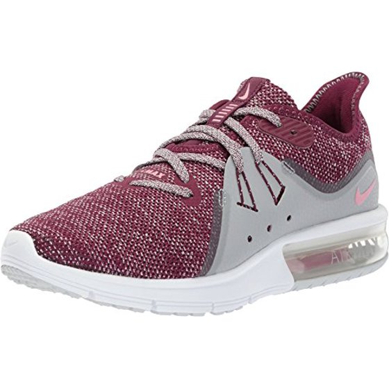 womens nike air max sequent 3 elemental pink