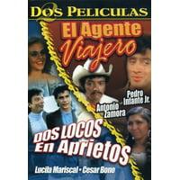 El Agente Viajero / Dos Locos En Aprietos (DVD)