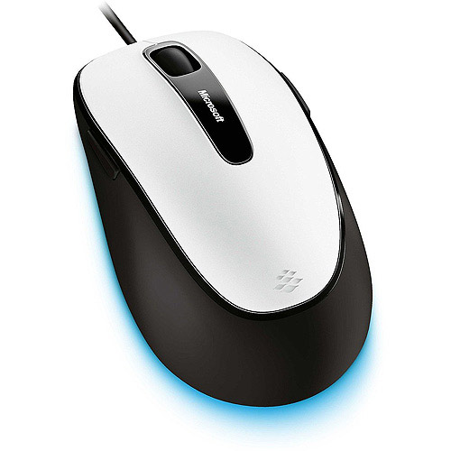 Microsoft Comfort Mouse 4500, White