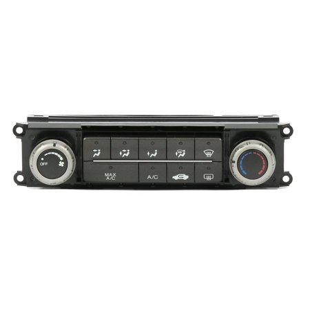 Honda 2006-2011 Civic Temperature AC Heat Controls Module 79500 SNA A010MINH608L 2000 Honda Civic A/c
