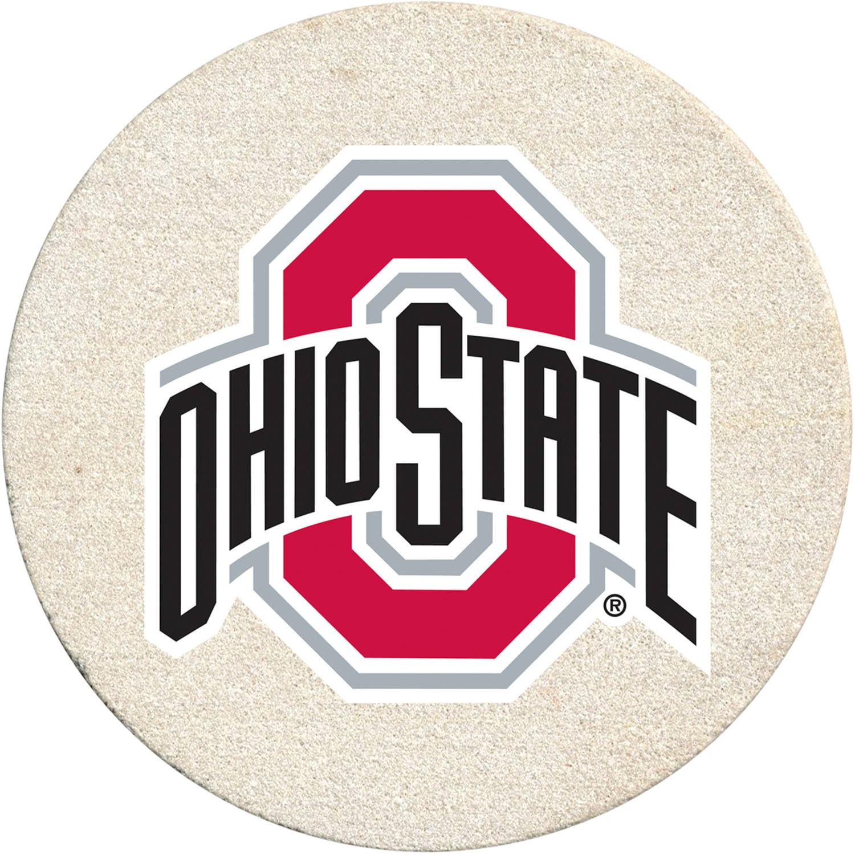 Thirstystone Drink Coaster Set Michigan State University