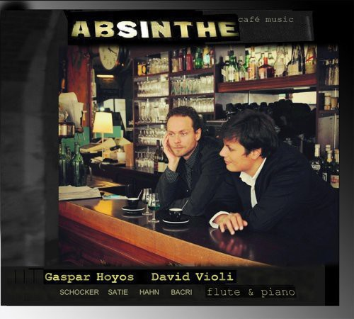 Absinthe-Cafe Music for Flute & Piano by