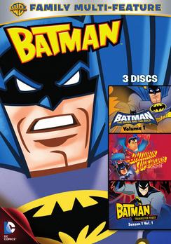 Batman 3-Pack Fun (DVD) by WARNER HOME VIDEO
