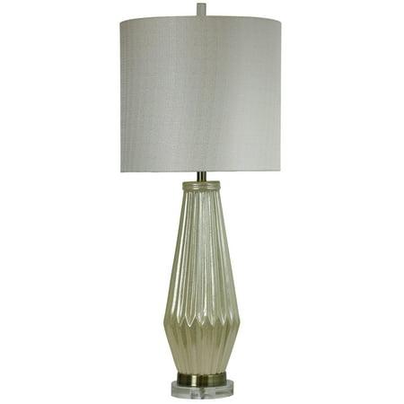 StyleCraft L311414DS Brasilia Ceramic Table Lamp ()