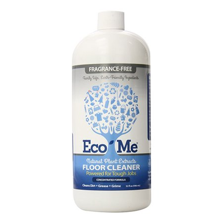 Eco me Floor Cleaner Fragrance Free, 32 oz