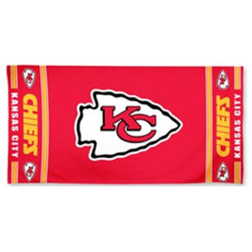 Kansas City Chiefs Beach Towel by McArthur