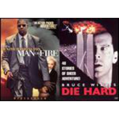 Man On Fire / Die Hard (Widescreen)