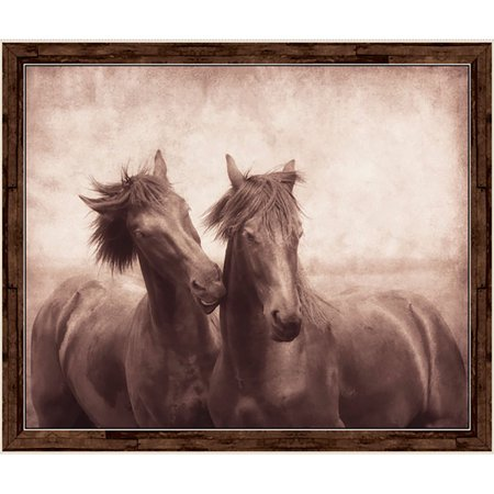 Quilting Treasures Artworks Wild Horses Panel 24 by 44 inches - Halloween Panels For Quilting