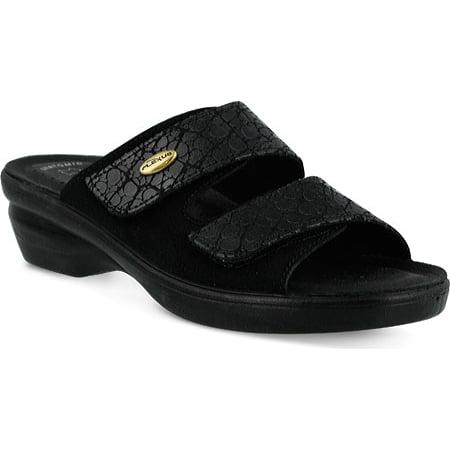 Flexus Quickstep Black Croco -
