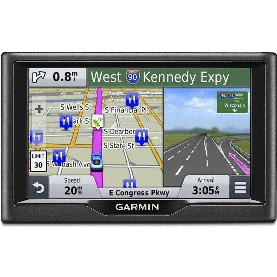 "Buy Refurbished Garmin nuvi 57LM 5"" GPS Navigator System Review"