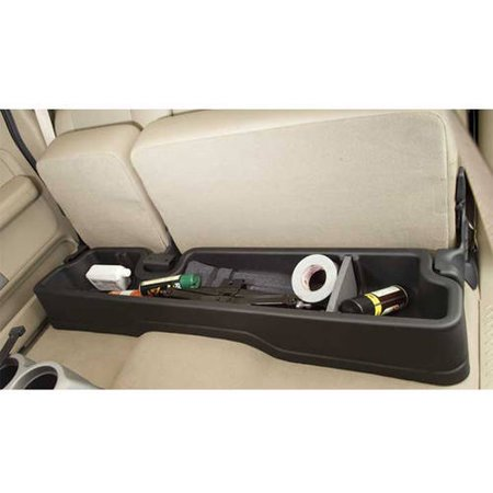 husky liners under seat storage box fits 04 08 f150 supercrew supercab. Black Bedroom Furniture Sets. Home Design Ideas