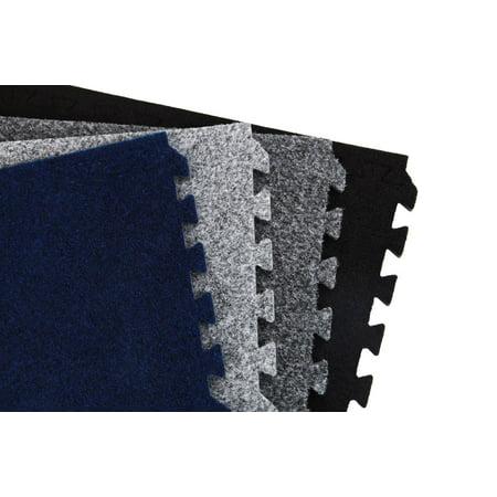 """5/8"""" Premium Soft Carpet Tiles 2"""
