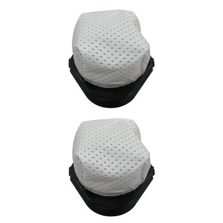 2 Washable Dust Cup Filters for Shark XS726N SV736 SV748 SV738 SV719 SV70