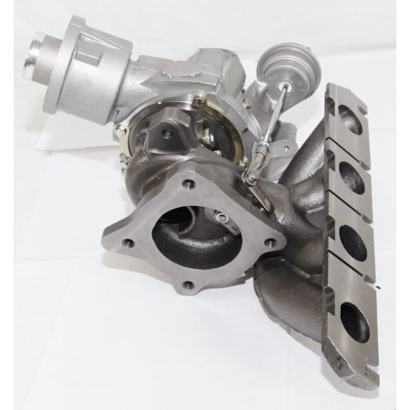 K03 06J145701T Turbo w/manifold for 05-08 Audi A4 Quattro Base Sedan 4D