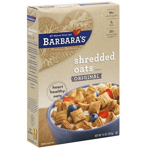 Barbara's Shredded Oats Cereal, 14 Oz (Pack Of 12