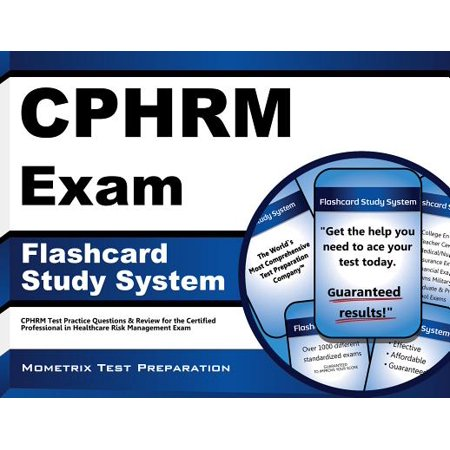 Cphrm Exam Flashcard Study System: Cphrm Test Practice Questions & Review for the Certified Professional in Healthcare Risk Management - Environmental Management Card