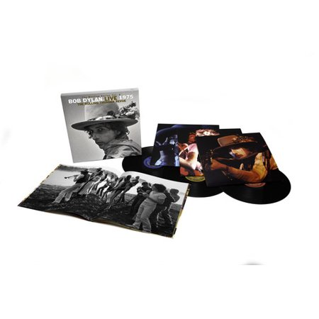 The Rolling Thunder Revue: The 1975 Live Recordings (Vinyl)