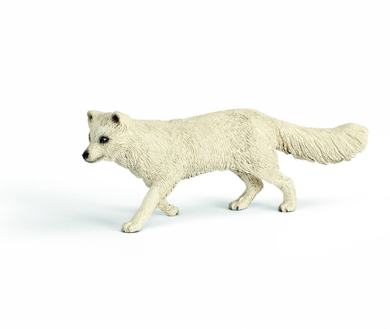 Schleich Arctic Fox Wild Life Figure Toy Figure 14805
