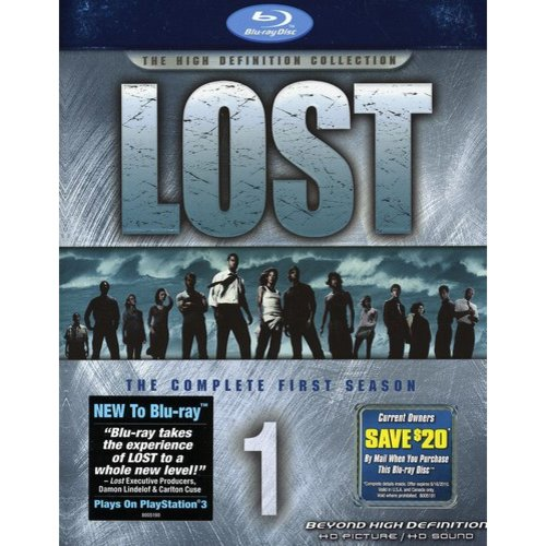Lost: The Complete First Season (Blu-ray) (Widescreen)