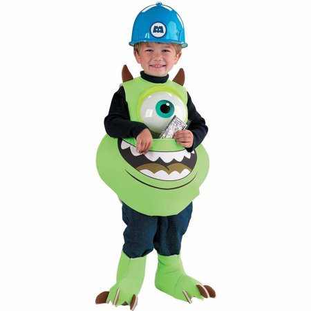 Mike Candy Catcher Child Halloween Costume