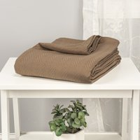 Aitkin All-Season Cotton Metro Throws and Blankets by Impressions