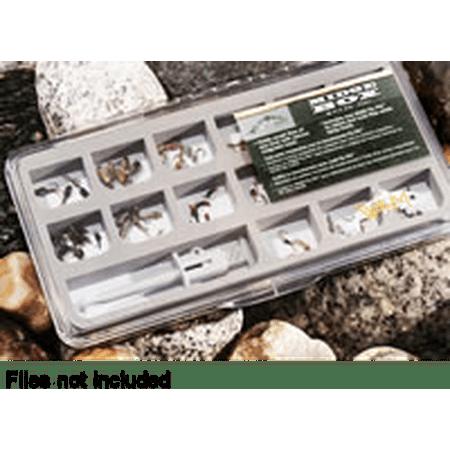 Wright & McGill Midge Box with Fly Pik Tool