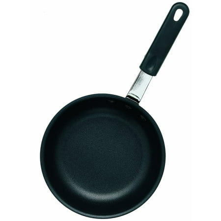 10.375-Inch Teflon Platinum Pro Fry Pan with Molded Handle withstand Heat up to 450F, Professional grade By