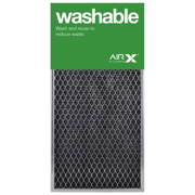 AIRx Filters Washable 12x24x1 Permanent Air Filter MERV 1 Heavy Duty Steel Mesh Filter Replacement Box of 1, Made in the USA