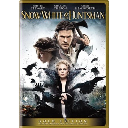 Snow White and the Huntsman (DVD) (Snow White And The Huntsman 2 2015)