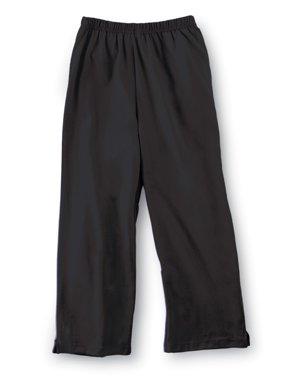 Elastic Waist Comfortable Cropped Capri Pants