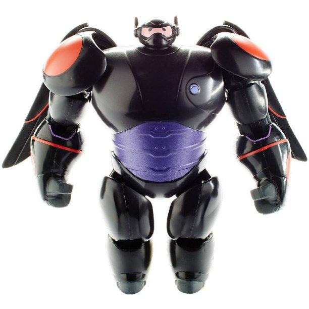 Bandai America Big Hero 6 Basic Figure Stealth Baymax Walmart Com Walmart Com