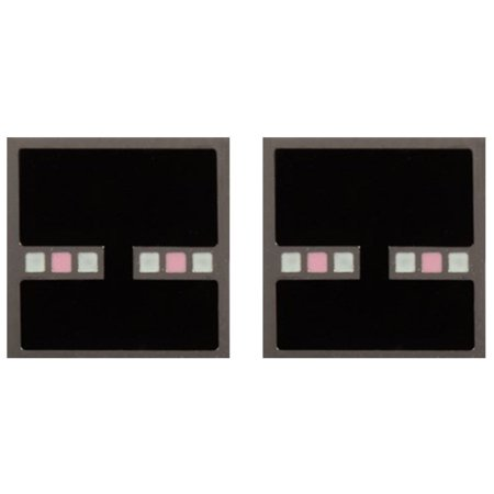 Earrings   Minecraft   Enderman Stud Licensed J6655
