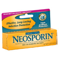Neosporin First Aid Antibiotic Ointment, Original - 0.5 Oz