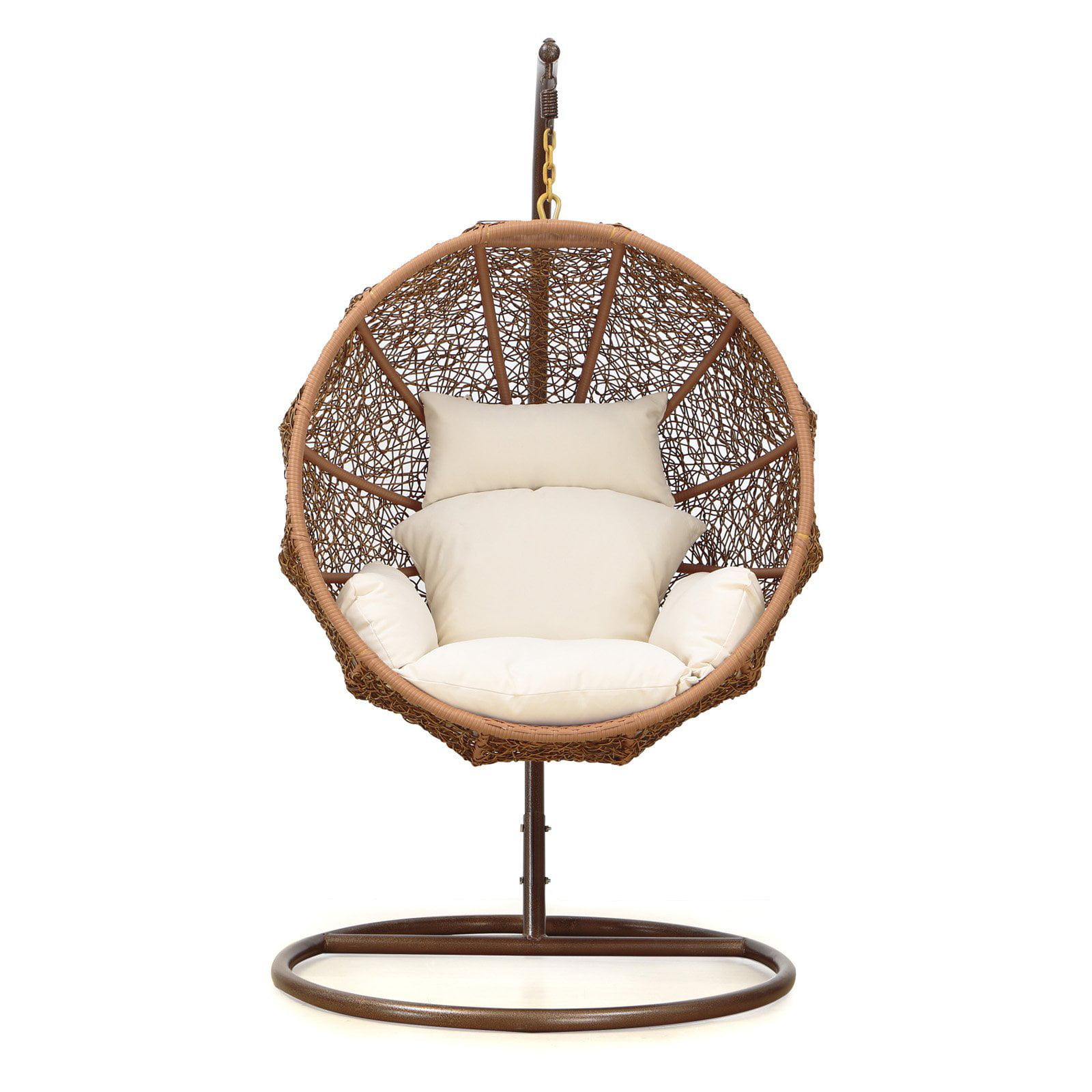Ceets Zolo Hanging Wicker Lounge Chair