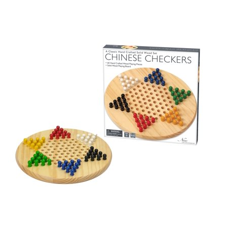 Wooden Chinese Checkers