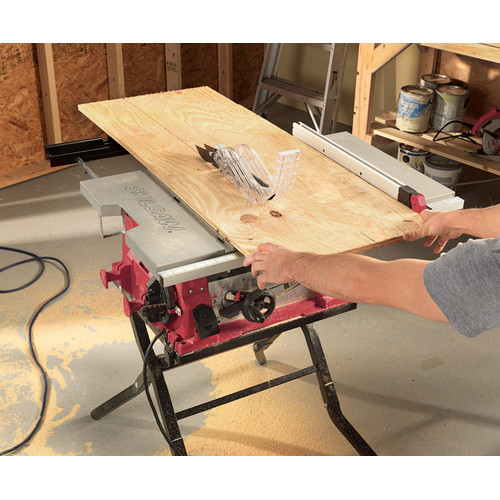 Superb Skil 3410 02 10 In. Benchtop Table Saw   Walmart.com