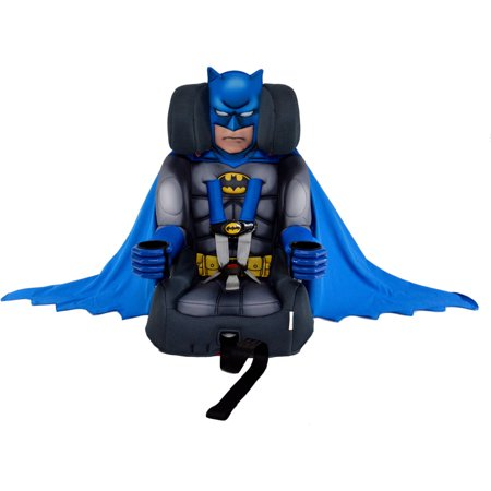 Batman Booster - KidsEmbrace Combination Booster Car Seat, DC Comics Batman