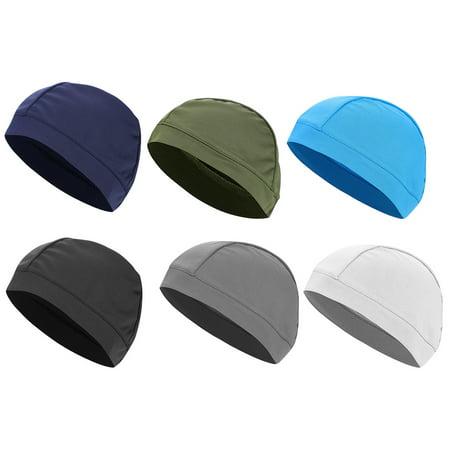 Lv. life 3Colors Men Women Under Helmet Liner Cap Outdoor Sport Cycling Bicycle Skull Hat, Cycling Cap,Under Helmet