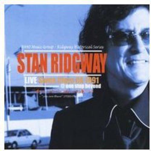 Stan Ridgway - Live in Santa Clara Ca-1991 [CD]